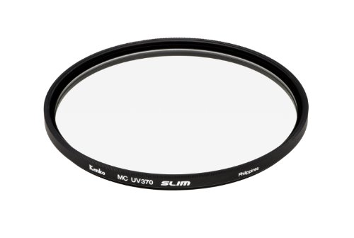 Kenko Smart MC UV Slim Filtro 77 mm, Nero