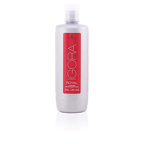 Schwarzkopf - ROYAL IGORA ACTIV 6% 20 LOC VOL 1000 ml