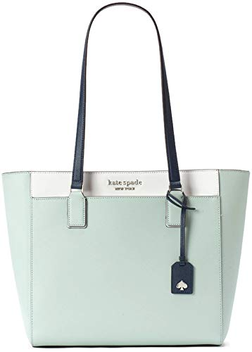 Kate Spade New York Cameron Street Saffiano Leather Laptop Tote, Staci Peppermint