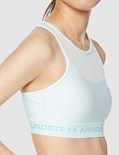 UNDERARMOUR(アンダーアーマー)『UAクロスバックミッドメッシュ(トレーニング/WOMEN)(1360307)』