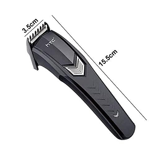 GRAVITY Trimmer for men Rechargeable Cordless Beard Trimmer for Men, trimmers men, saving machine men, HTC Trimmer for Men & Women (black)