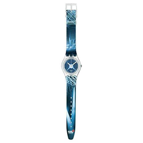 Swatch Reloj unisex Stade De Suisse para eventos (OBI Special) SKK2000 – fabricado en Suiza