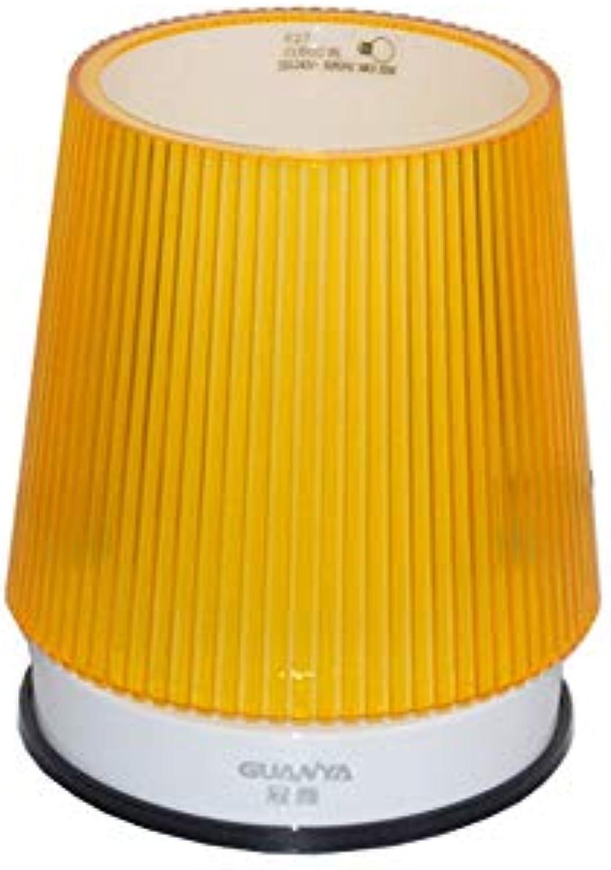 ZHANG NAN ●   Schlafzimmer Nachttischlampe Computertisch Schreibtischlampe Netzschalter Taste Nordische Kreativitt (Farbe  Gelb) ●