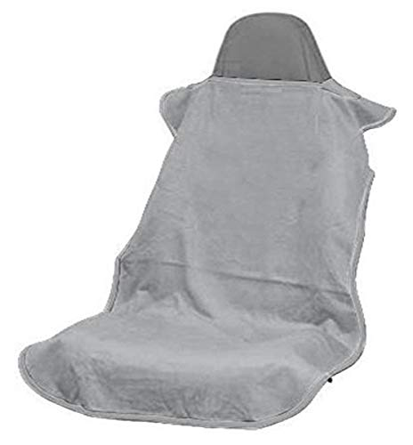 Seat Armour CST-GRE Grey Seat Protector Towel
