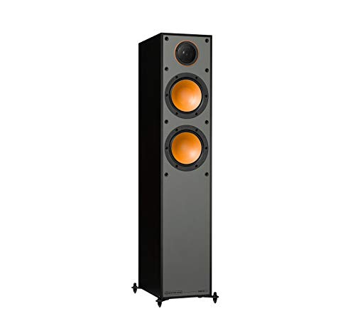 Monitor Audio Monitor 200 Standlautsprecher (Paar) schwarz