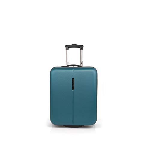 Gabol - Paradise | Maleta de Cabina Rigida de 38 x 53 x 20 cm con Capacidad para 33 L de Color Verde
