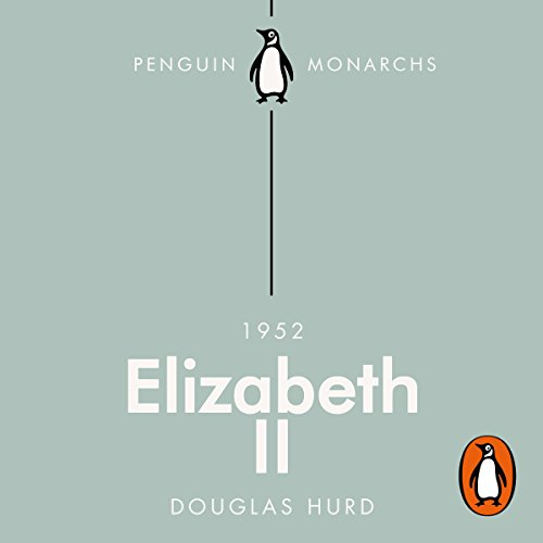 Elizabeth II: The Steadfast audiobook cover art