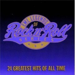 EMI Legends of Rock N' Roll Series 24 Greatest Hits of All Tim