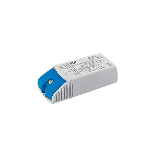 ELV 0,1-70-W-LED-Netzteil, 12 V AC, dimmbar
