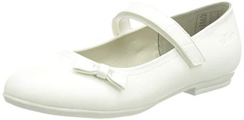 s.Oliver 5-5-42800-26 100 Ballerinas, White, 35 EU