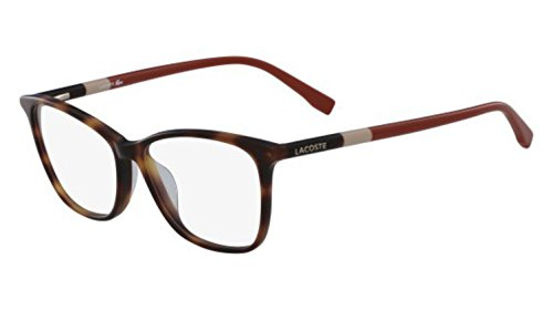 Lacoste L2751 Lacoste Brillengestelle L2751 Schmetterling Brillengestelle 53, Braun