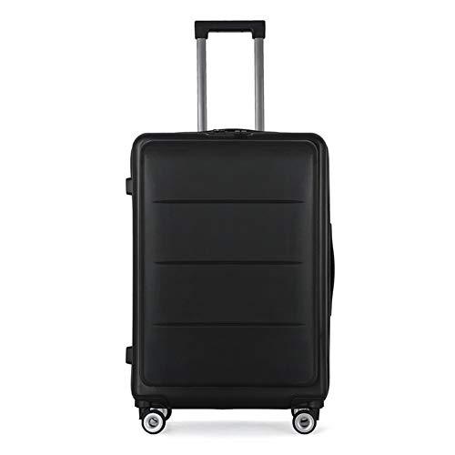 Afdichtring kofferset, licht, behuizing voor computer, bagage, hoge capaciteit, met TSA-sluiting, 4 wielen, spinner voor universiteit, reizen