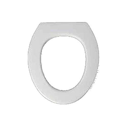 Copriwater dedicato per Serie New Light Catalano in Resina Poliestere colata Bianco Lucido - Coperchio Sedile tavoletta per WC - Massima qualita' Garantita