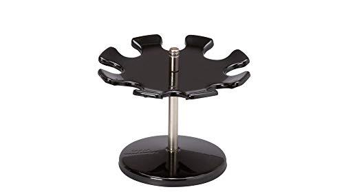 Maul 5100890 Stempelträger in runder Ausführung, 120 x 100 x 120 mm, schwarz