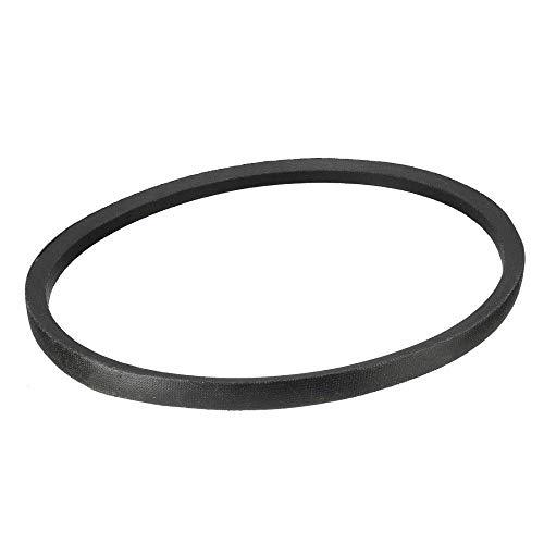 Industrial Keilriemen Gummimaterial O-660 Typ Schwarz Farbe 1 Stück für Bohrmaschine Leicht zu bearbeiten