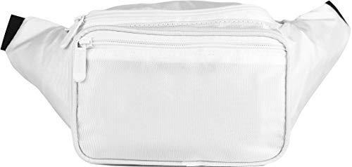 SoJourner Bags riñonera uno tamaño Blanco sólido