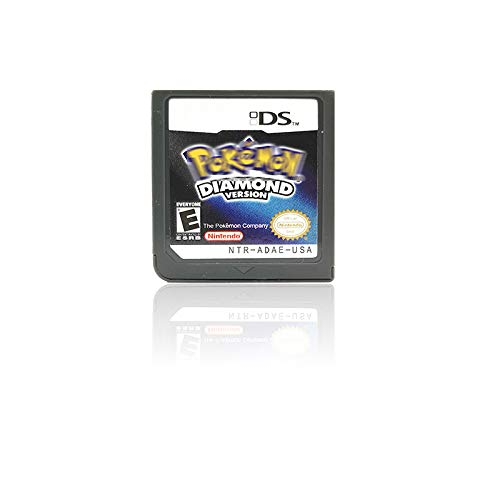Pokemon Game Card DS games for 3DS NDSi NDS Lite US Version (Diamond Version )