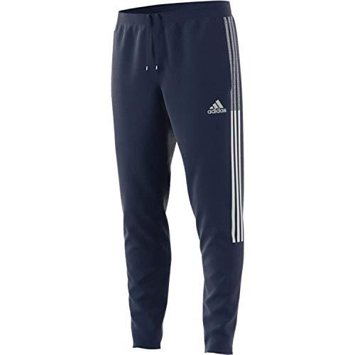 adidas, Tiro21 WOV Pnt, Pantaloni, Squadra Blu Navy, M, Uomo