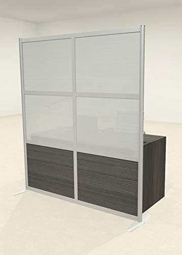 Purchase One Loft Modern Office Home Aluminum Frame Partition/Divider, UT-ALU-P16
