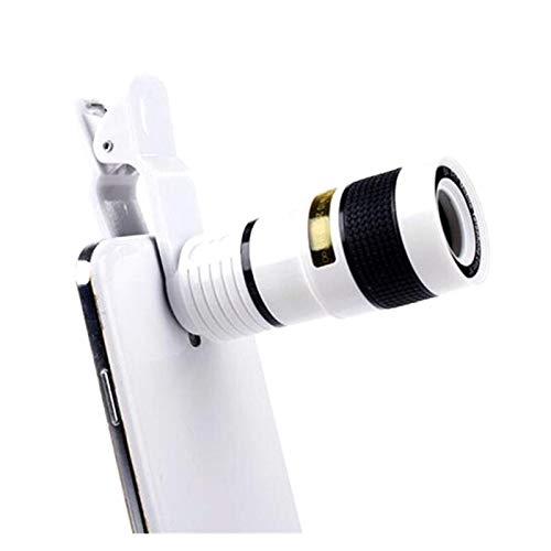 Celestron telescope 20x 8x telescopio zoom lente monocular teléfono móvil lente de cámara para cámara digital Teléfonos móviles Herramientas de caza de camping al aire libre Los adultos y los niños pu