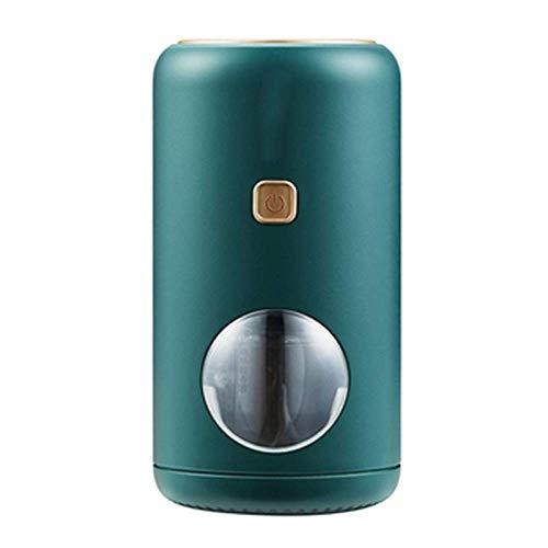 HOUWENJ Home Indoor Moskitokiller USB-Plug-in Mückenschutz Anti-Mücken-Mückenfalle Physikalische Technologie Mute Green,Green-2PCS