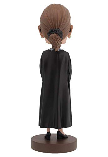 Royal Bobbles Ruth Bader Ginsburg Bobblehead