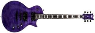 ESP LTD EC-1000FM - See-Thru Purple
