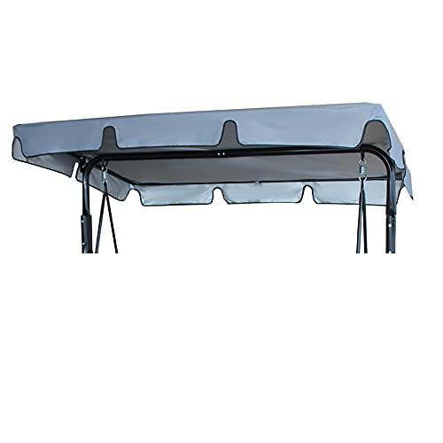 Replacement Swing Canopy Garden Hammock Sun Shade Cover Outdoor Waterproof...