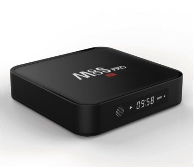 LAION MS8 PRO Android Smart TV Box S905X Android 6.0 / KODI 17.6 / Quad Core 1G 8G / 4K / HDMI / 2.4GHz WiFi