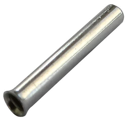 AERZETIX - Juego de 50 - Punteras para cables eléctrico - No...