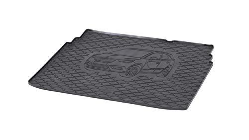 Kofferraumwanne Kofferraummatte Antirutsch RIGUM geeignet für Opel Crossland X ab 2017 Perfekt angepasst + EXTRA Auto DUFT