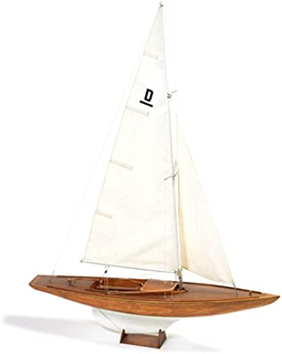 últimos estilos Billing Boats B582 B582 B582 1 12 Escala  Dragen Olímpico Clase Yate  Kit De Modelismo  más orden