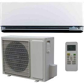 Pridiom Elite Series Mini-Split System PMS097EL - 9,000 BTU Heat Pump 27 SEER