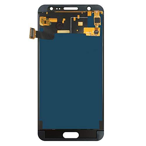 un known For Samsung Galaxy J5 J500 J500F J500FN J500M J500H 2015 Pantalla LCD con Pantalla táctil digitalizador Asamblea Accesorios Electrónicos (Color : Original Gold)