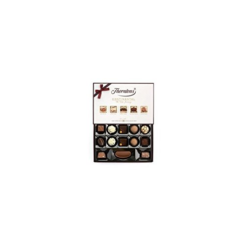 Thorntons Continental Chocolate Collection (142g) (Confezione da 2)