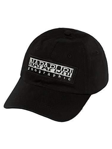 Napapijri Uomo Cappellini / Flexfitted Cap Flon nero taglia unica