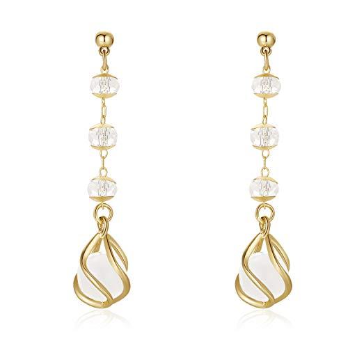 KRUCKEL Shining ball Stud Earrings - 7169016