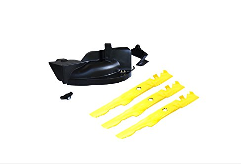 "54"" Service Blade Lawn Mower Mulching Kit, Yellow - Arnold 19A30042OEM"