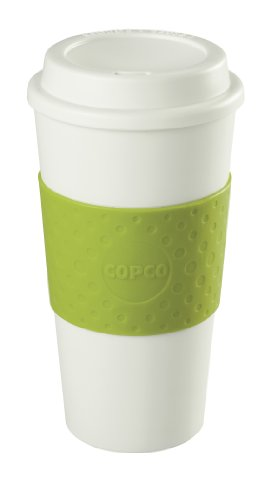 Copco, Green Acadia Travel Mug, 16-Ounce