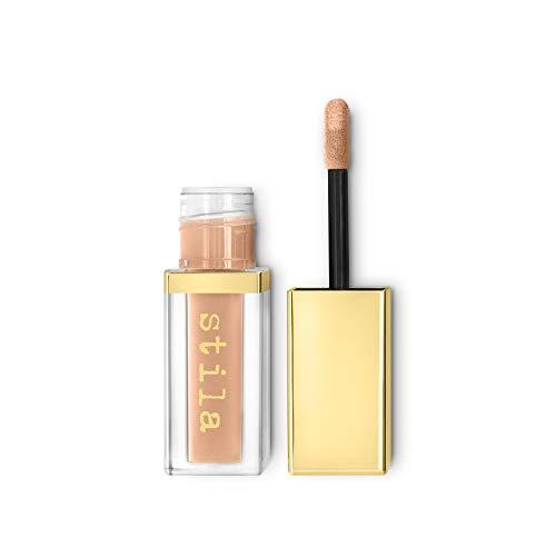Suede Shade Liquid Eyeshadow - Nude Awakening by Stila for Women - 0.15 oz Eye Shadow