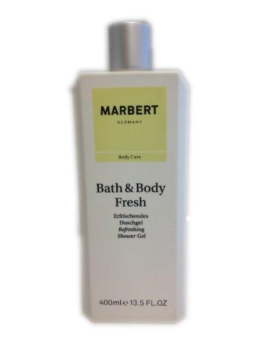 Marbert Bath & Body Fresh Refreshing Shower Gel 400 ML