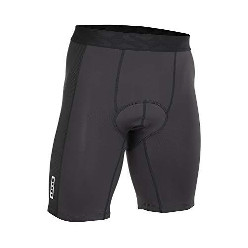Ion In-Shorts Long Fahrrad Innenhose kurz schwarz 2021: Größe: L (34)