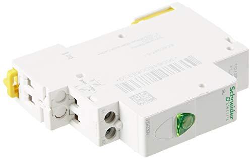 Schneider A9E18321 Leuchtmelder iIL, LED, grün, 110-230 V AC