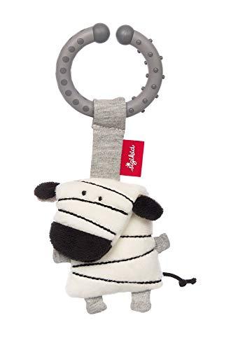 sigikid, Mädchen und Jungen, Anhänger, Zebra, Urban Baby, Weiß/Schwarz, 42347