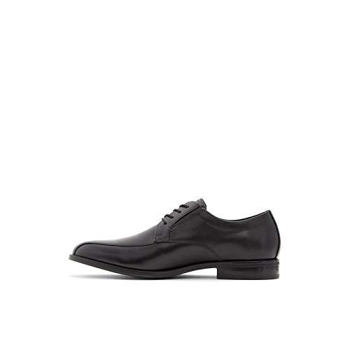 ALDO Men's Spakeman Dress Lace-Up Shoes Uniform, Black, 7.5