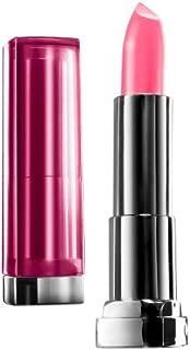 Maybelline New York Color Sensational Rebel Bloom Lipstick - Hibiscus Pop (Pack of 2)