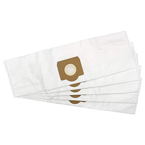 5 Sacs microfibres 5 Couches filtration intense adaptables pour