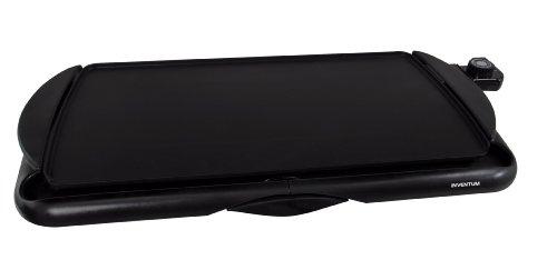 Inventum GP120 Jumbo-Grill 1500 Watt, zwart