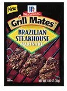 Grill Mates Brazilian Steakhouse 6-1.06 oz packs (New)