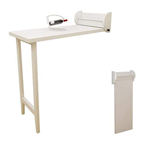 N/Z Daily Equipment Desk An der Wand montierter Klapptisch Stehtisch kann für die Küchenvorbereitung und das Büro im Wohnzimmer verwendet Werden. 42,56-mal, 20,39-mal, 49,53-Zoll-Heim/Büro